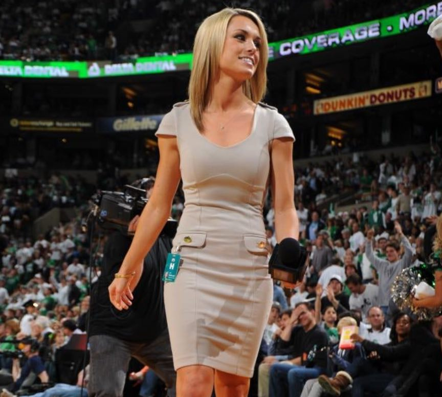 40 Sideline Reporters More Interesting Than The Game ...